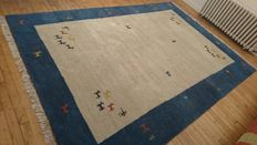 Magnificent carpet Indo Gabbeh XL - hand knotted - 311/198 cm - early century - VERY GOOD CONDITION - BIDS FROM 1€!
