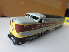"Walthers H0 - ""Proto 2000"" - diesel locomotive PA-1 of the Erie Lackawanna 857"