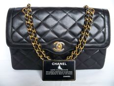 """Lot of 3: Chanel - Classic double-flap handbag - """"Paris Limited Edition"""",  Chanel agenda-holder, Chanel  tissues - ***No Reserve Price***"""
