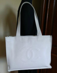 Chanel - Shopping bag XXL