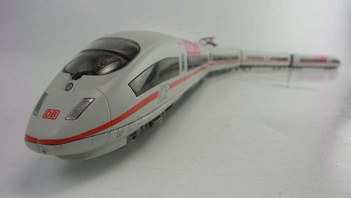 "Piko H0 - 71009 - Electric 4-part High speed train Passenger train set ""ICE 3""  BR 403 - 2nd class of the DB AG"