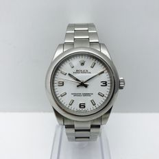 Rolex Oyster Perpetual Midsize 31 mm Ref: 177200 – For women – Year 2009