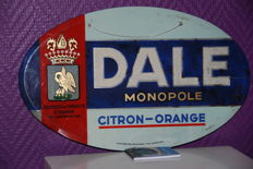 Glacoide Dale Monopole lemon - orange