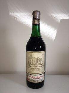 1973 Chateau Haut-Brion, 1er Grand Cru Classé – 1 bottle