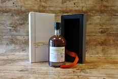 Ordha 21 Yo Rare Cask Reserves Batch #Ws01/04 in original box with certificate Numbered Bottle
