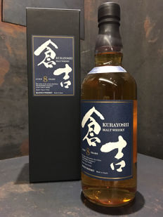 Kurayoshi 8 Years Old Sherry Cask Japan Blue Label Exclusive