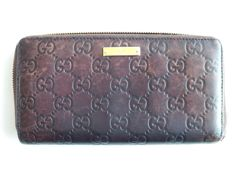 Gucci  zip-on clutch - *No Reserve Price*