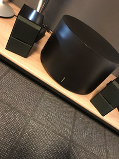 Bang & Olufsen Cona passive subwoofer + BeoVox RX50