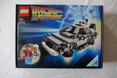 Cuusoo / Ideas - 21103 - The DeLorean Time Machine