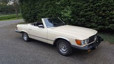 Mercedes-Benz - 380SL W107 - 1984