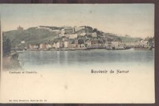Belgium / Belgique - 171x; old and very old views of villages and cities
