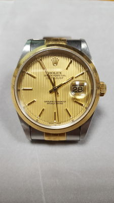 Rolex Oyster Perpetual Datejust – Men's watch