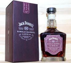 "Jack Daniels Single Barrel ""Rye"" Tennessee Rye Whiskey, 700ml/70cl, 45%vol"
