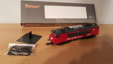 Roco H0 - 68674 - Digital electric locomotive Cargo red 'Amersfoort' 1637 of the NS
