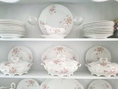 Tableware from Vieux Paris -Hand Painted