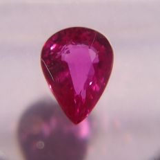 Ruby - 0.40 ct