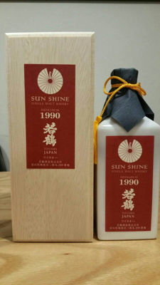 Wakatsuru Sunshine 1990 Single Malt Whisky Limited Edition