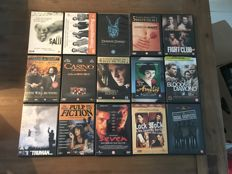 Collection Batch of 339 films DVDs