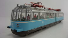 Trix H0 - 22191 - Panorama train set type BR 491 of the DB