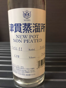 Mars Whisky Tsunuki Distillery New Pot Non-Peated 2016