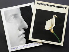 Mapplethorpe; Lot with 2 publications - 1988/1990