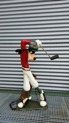 Disney - Figure - Goofy as golfer