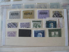 Austria and Hungary - Significant collection of stamps.