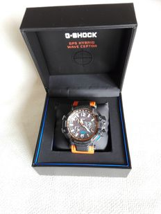 Casio CPW G-SHOCK 1000 4AER - Hybrid limited - Men's watch - September 2015