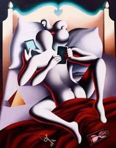 Mark Kostabi - A Matter of Time