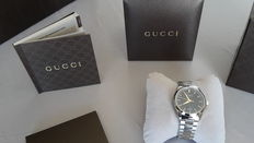 GUCCI G-Timeless YA126432 Black Automatic watch with Warranty