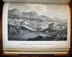 Mungo Park - Travels in the Interior Districts of Africa - 1799