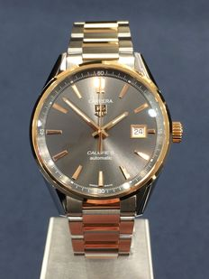 Tag Heuer Carrera Cal 5 Ref. WAR215E - Men's watch
