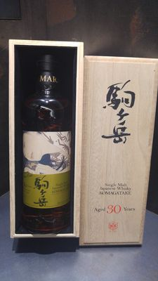Mars Whisky Komagatake 30 Years Old Single Malt Limited Edition