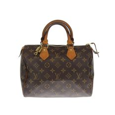 Louis Vuitton – Monogram Speedy 25 – Handbag