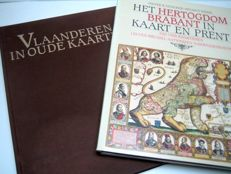 Reference work, Flanders, Brabant; 2 editions - 1982 / 1983