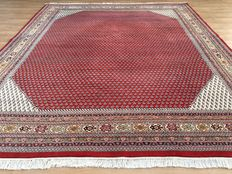 Beautiful SAROUGH MIR - oriental carpet - approx. 304 x 254 cm - very good condition!
