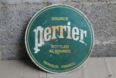 1960s - commercial advertising for the brand PERRIER