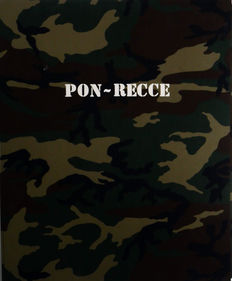 Fred Bervoets, Pjeroo Roobjee - Pon Recce