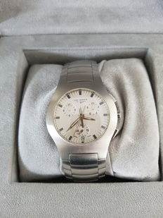Longines Opposition chronograph L3.618.4 – Men's wristwatch – Early 2000s