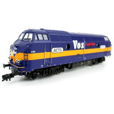 Roco H0 - 62776 - Diesel locomotive of the firm Vos Logistics ACTS