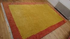 Wonderful Indo Gabbeh XL Rug - Hand-knotted - 311 x 198 cm - Beginning of the century - PERFECT CONDITION - VERY INTERESTING RESERVATION PRICE!!!