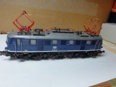 Roco H0 - 43431 - E-locomotive BR118 of the DB, blue