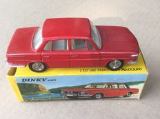 Dinky Toys-France - Scale 1/43 - BMW 1500 Berline No.534