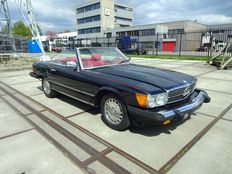 Mercedes-Benz - 450SL Roadster (Convertible) - 1978