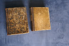Two religious books by Bernardus Smytegelt - 1858