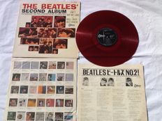 The Beatles Second Album (Japan Red Wax)