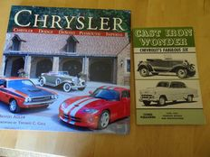 Chrysler / Chevrolet - Lot of two books - 1999/1976
