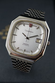 Omega Constellation - Jumbo Men's - 1974