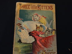 Youth; The three little kittens and 3 blind mice - around 1880