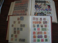 Great Britain and Commonwealth - Collection / accumulation from Queen Victoria to recent years.
